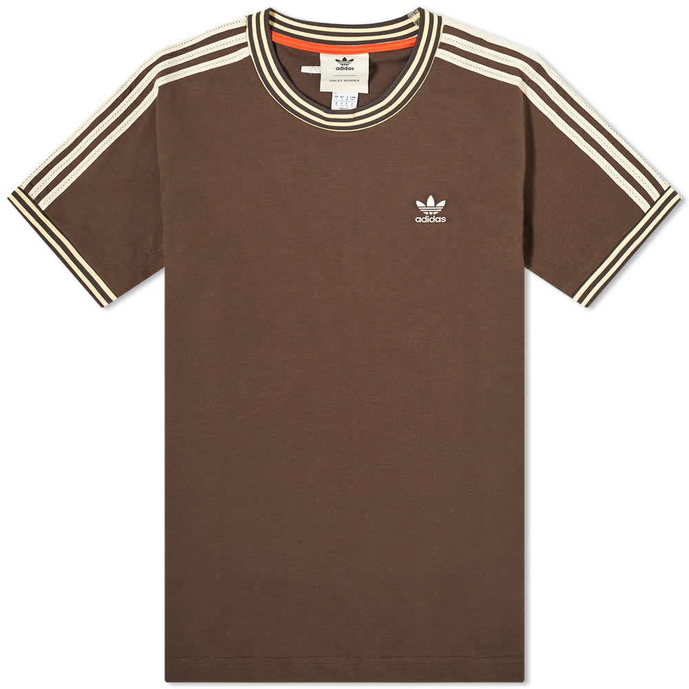 Adidas x Wales Bonner Graphic Tee - Brown