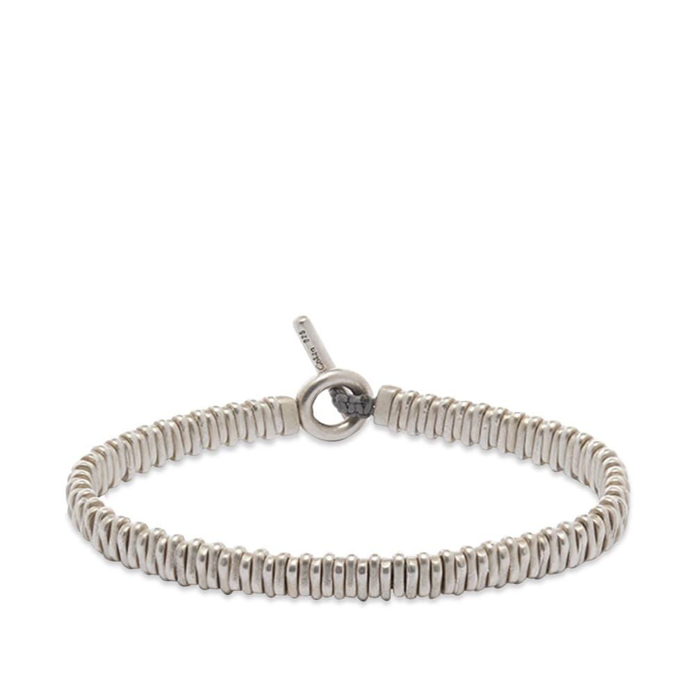 M. Cohen Silver Zig Bracelet - Silver