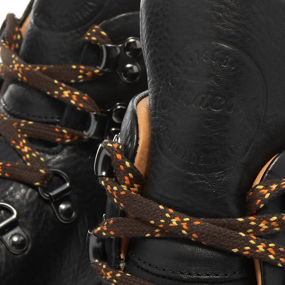 Fracap M120 Ankara Sole Guardolo Scarponcino Boot - Black