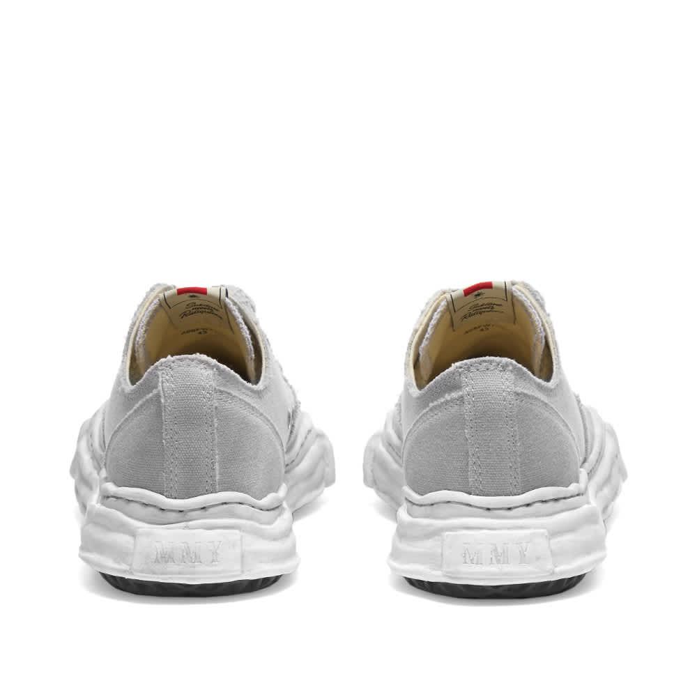 Maison MIHARA YASUHIRO Peterson Low Original Sole Dyed Sneaker - Grey