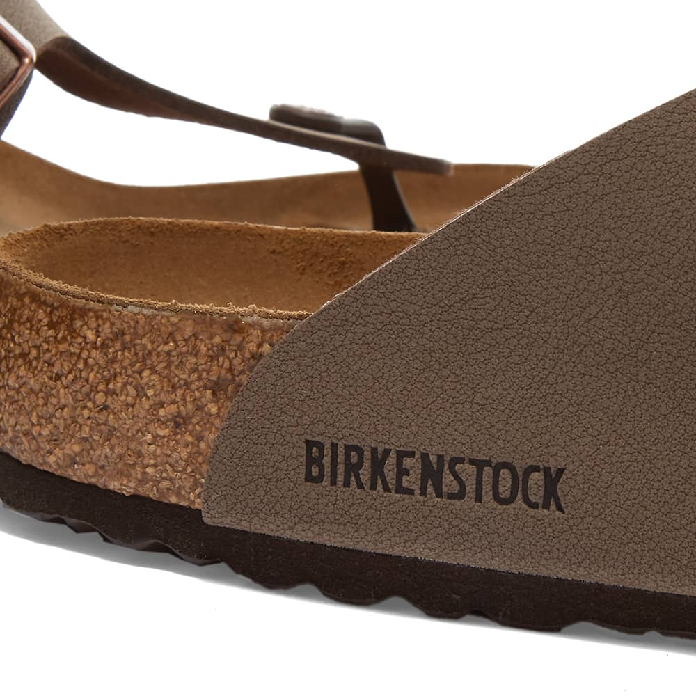 Birkenstock Gizeh - Mocha Birkibuc
