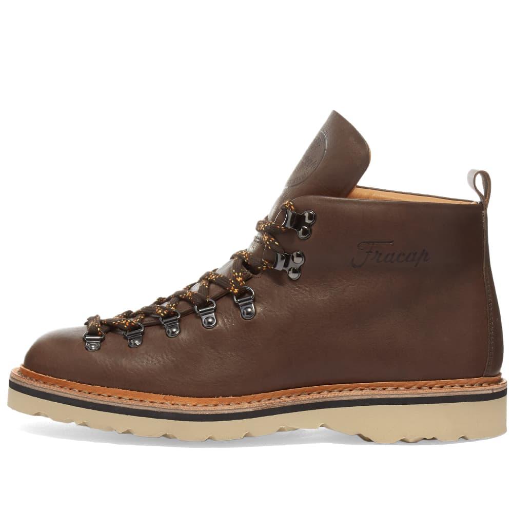 Fracap M120 Ankara Sole Guardolo Scarponcino Boot - Lead