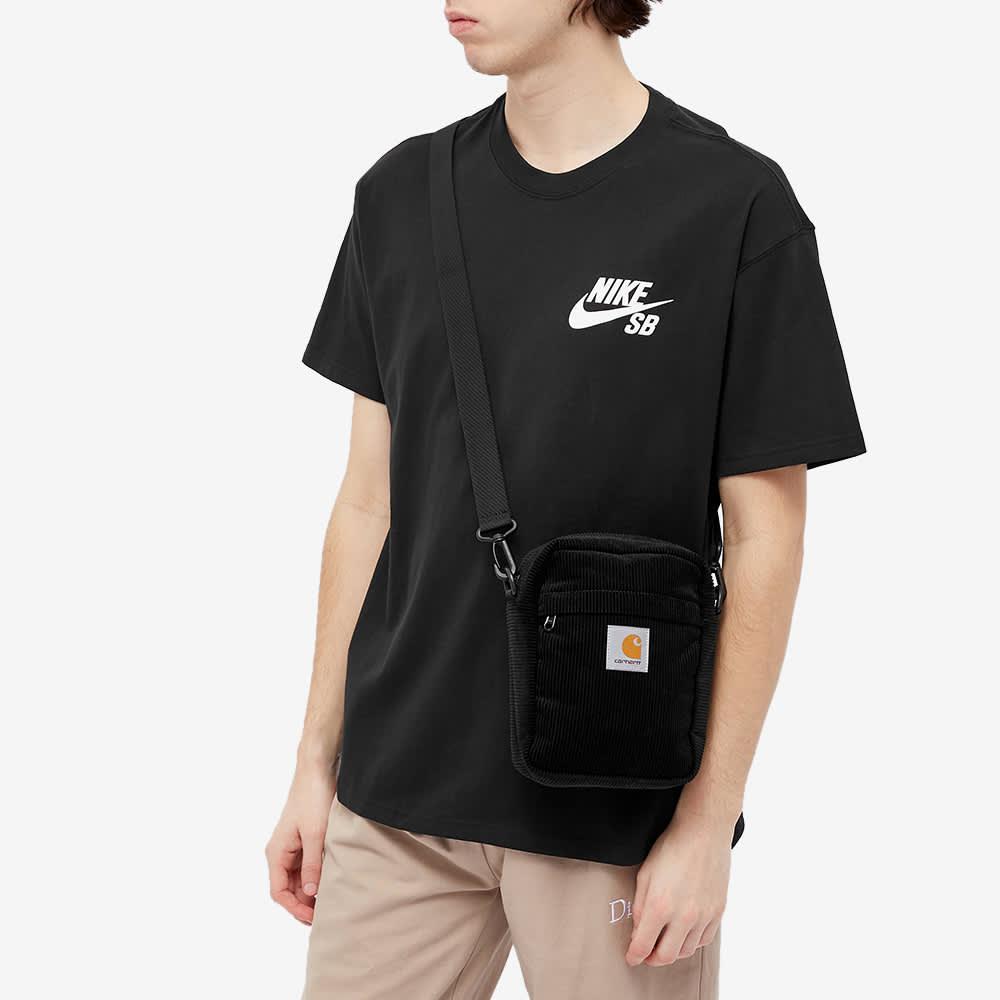 Nike SB Logo Tee - Black & White