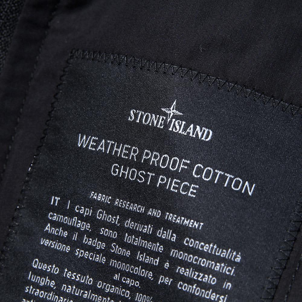Stone Island Weatherproof Ghost Parka - Black
