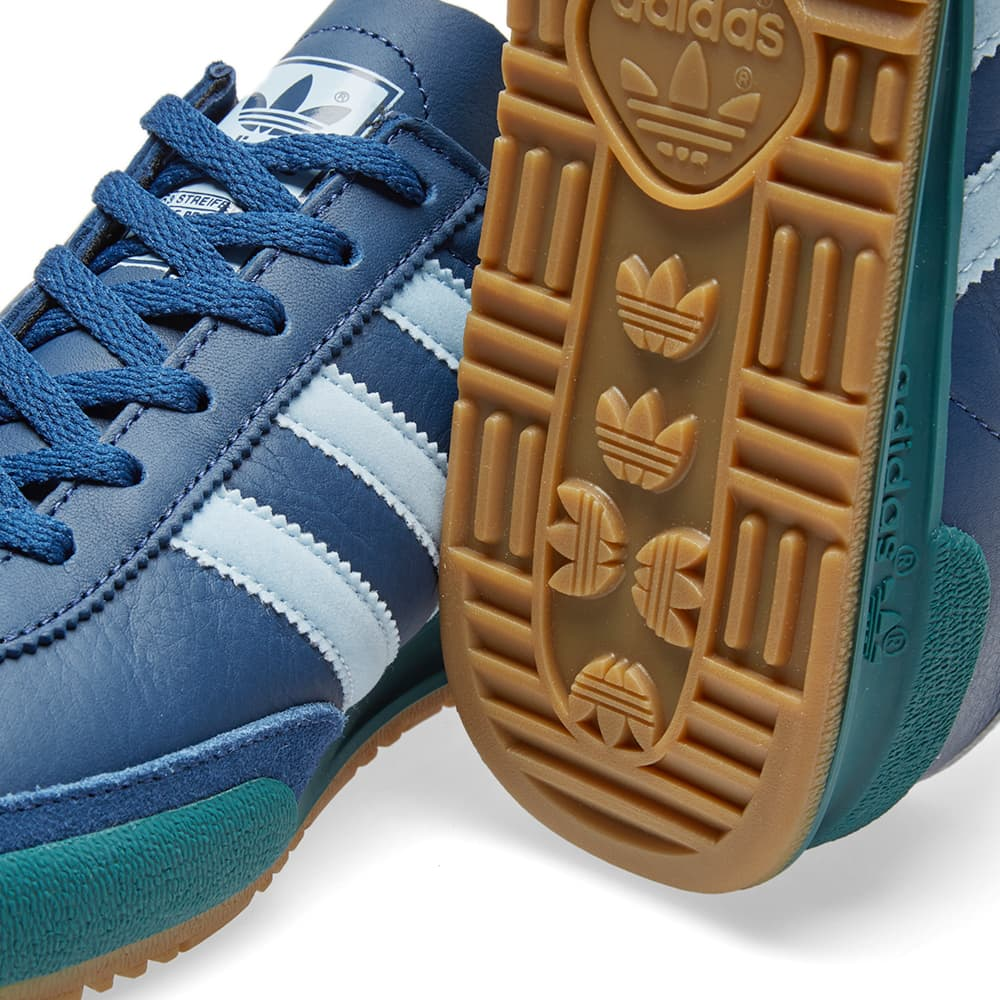 Adidas Jeans 'Valencia' - Mystery Blue & EAS Blue