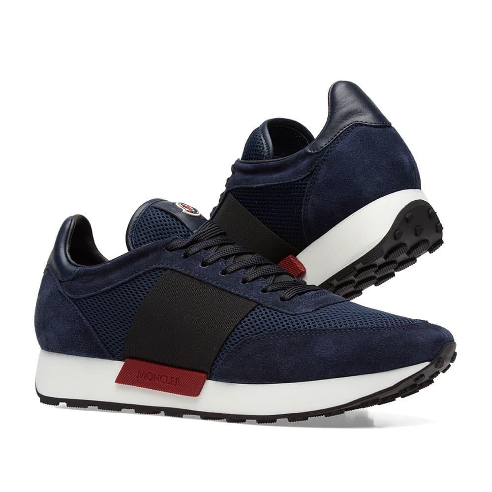 Moncler Horace Runner Sneaker - Navy