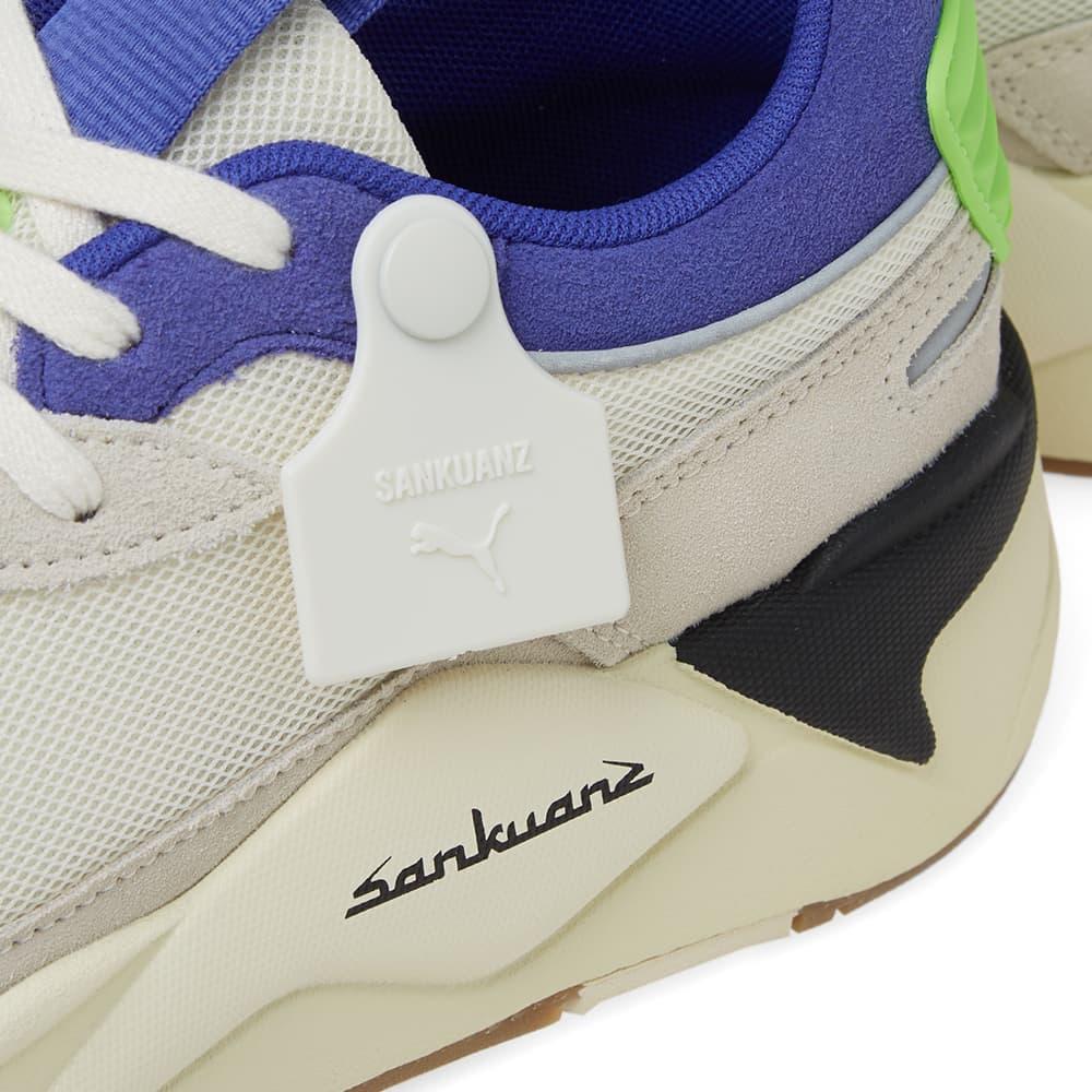 Puma x Sankuanz RS-X - Cloud Cream & Royal Blue