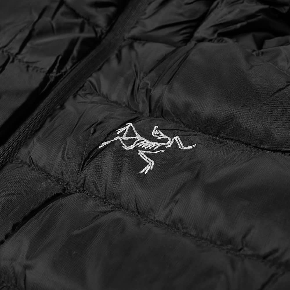 Arc'teryx Cerium LT Packable Hoody - Black