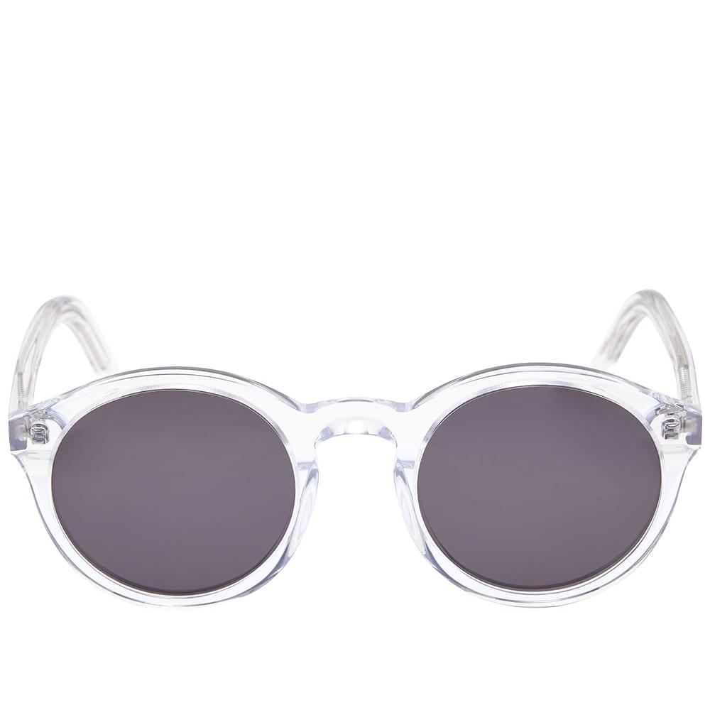 Monokel Barstow Sunglasses - Crystal