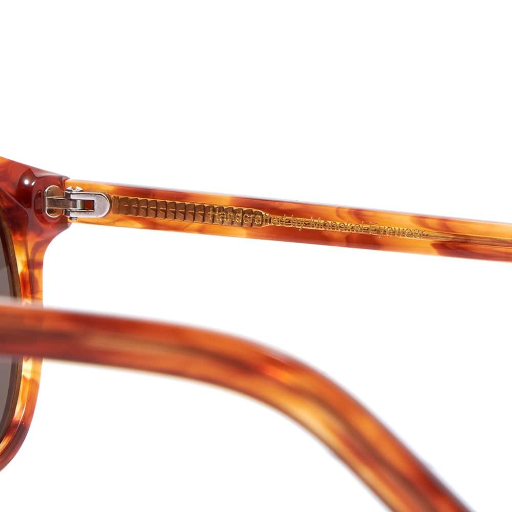 Monokel Nelson Sunglasses - Amber