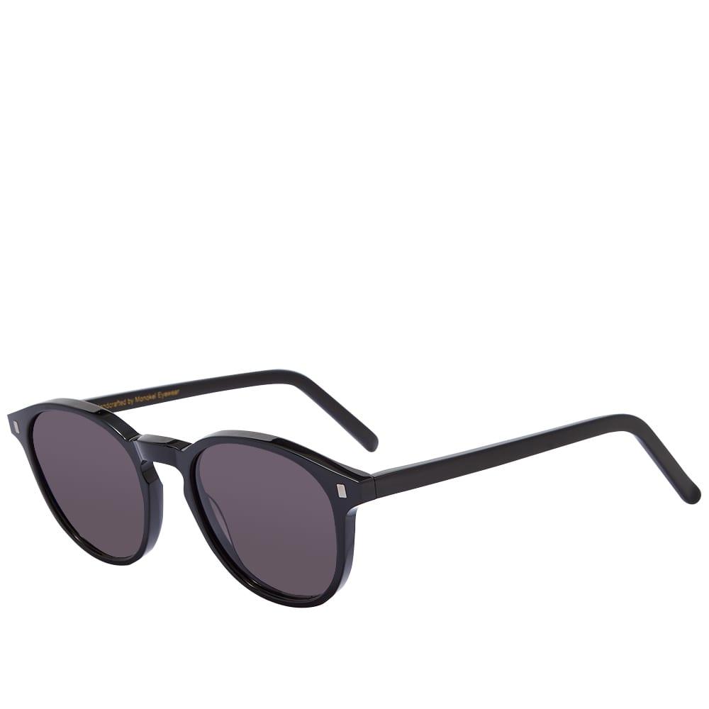 Monokel Nelson Sunglasses - Black