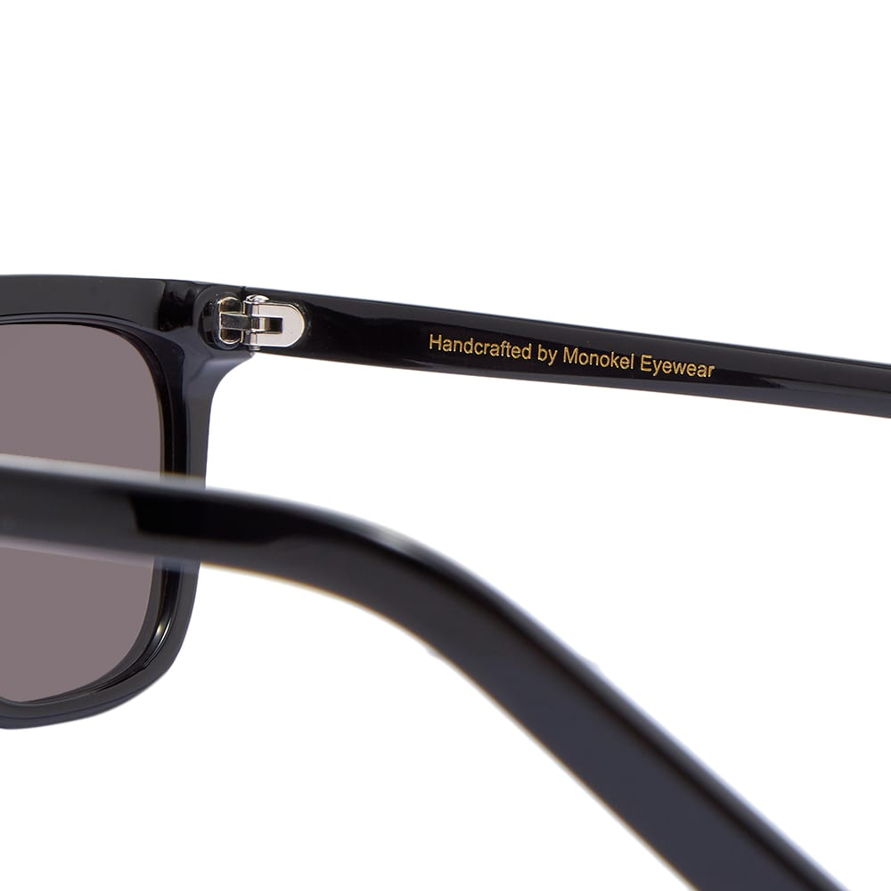 Monokel Robotnik Sunglasses - Black