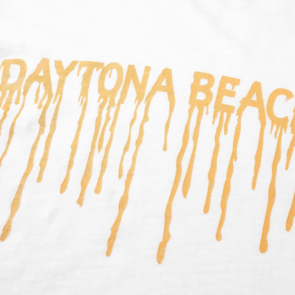 Velva Sheen Daytona Beach Tee - White