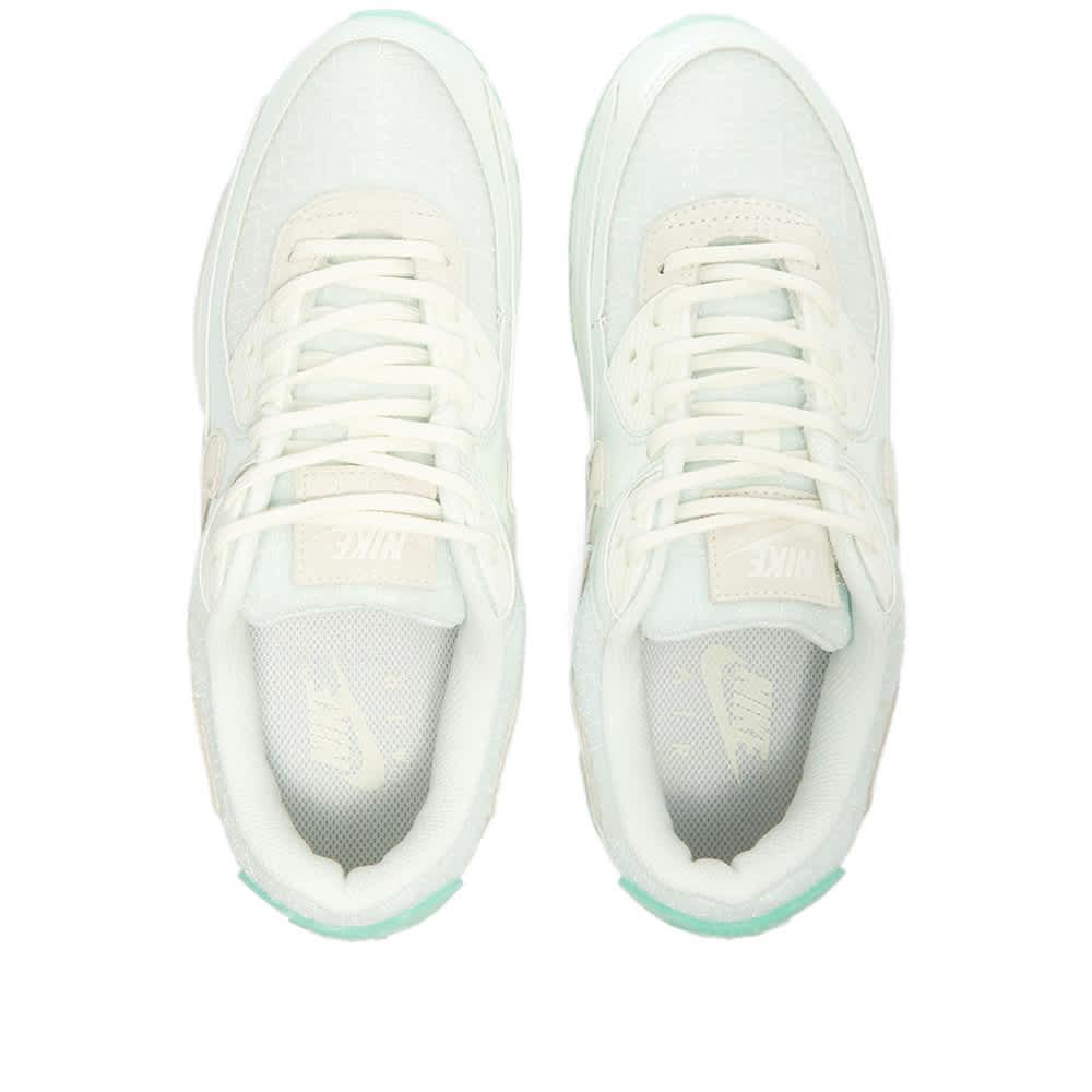 Nike Air Max 90 W - Sail, Light Violet & White