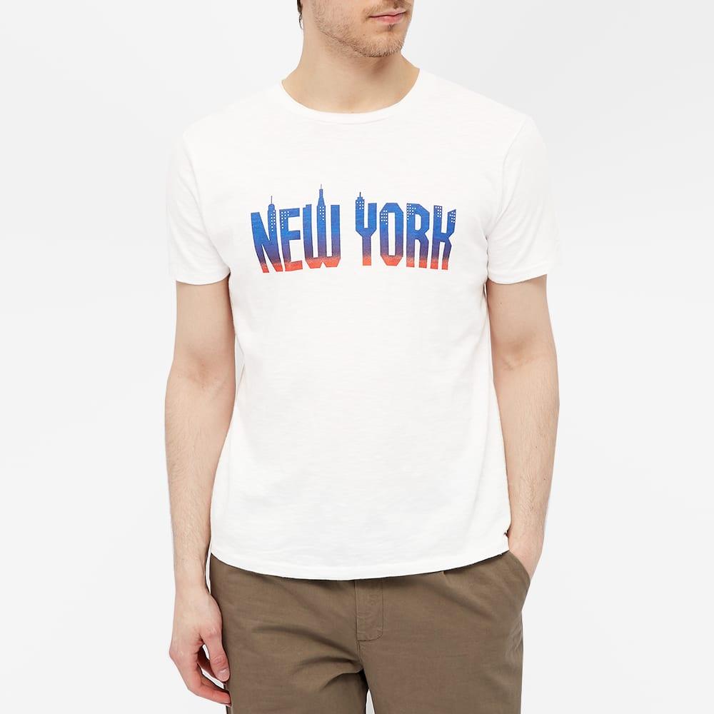 Velva Sheen New York Tee - White