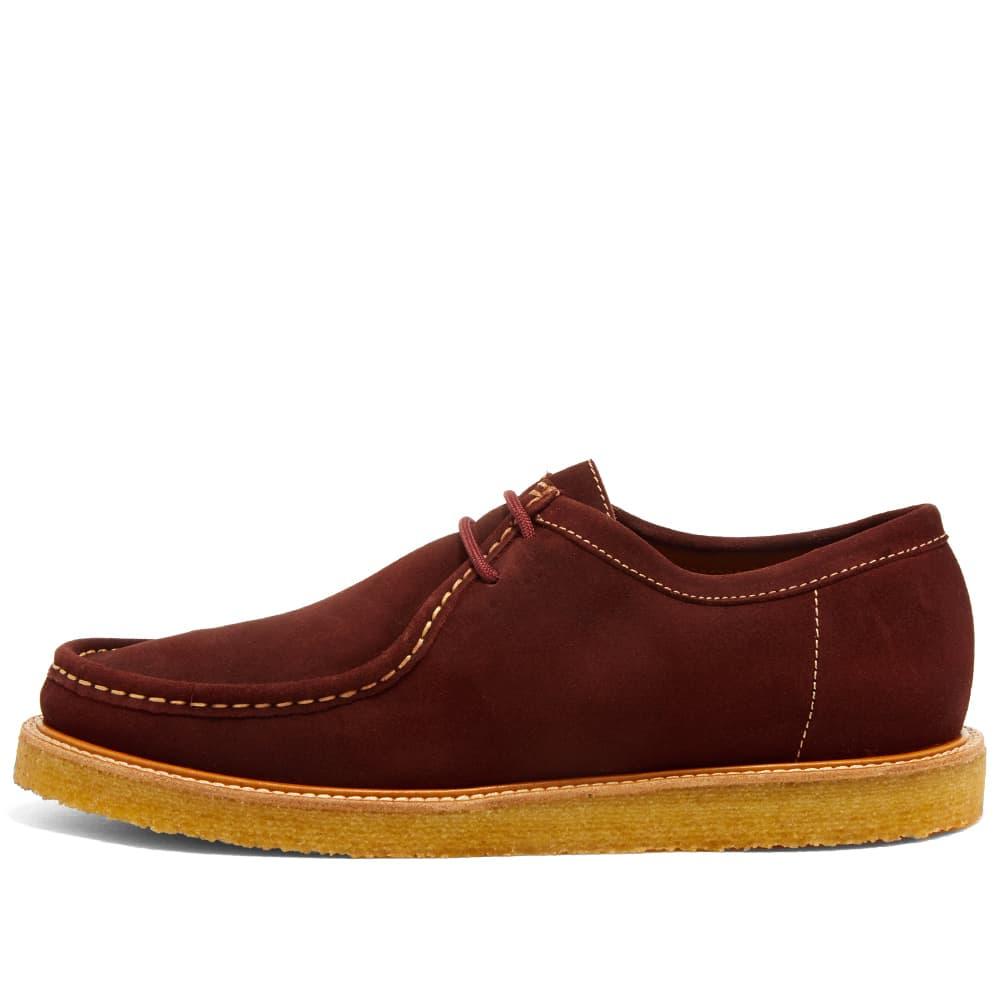 Wild Bunch Wally Shoe - Rust