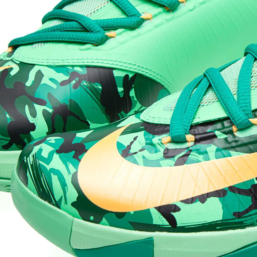 Nike KD VI 'Easter' - Light Green & Atomic Mango