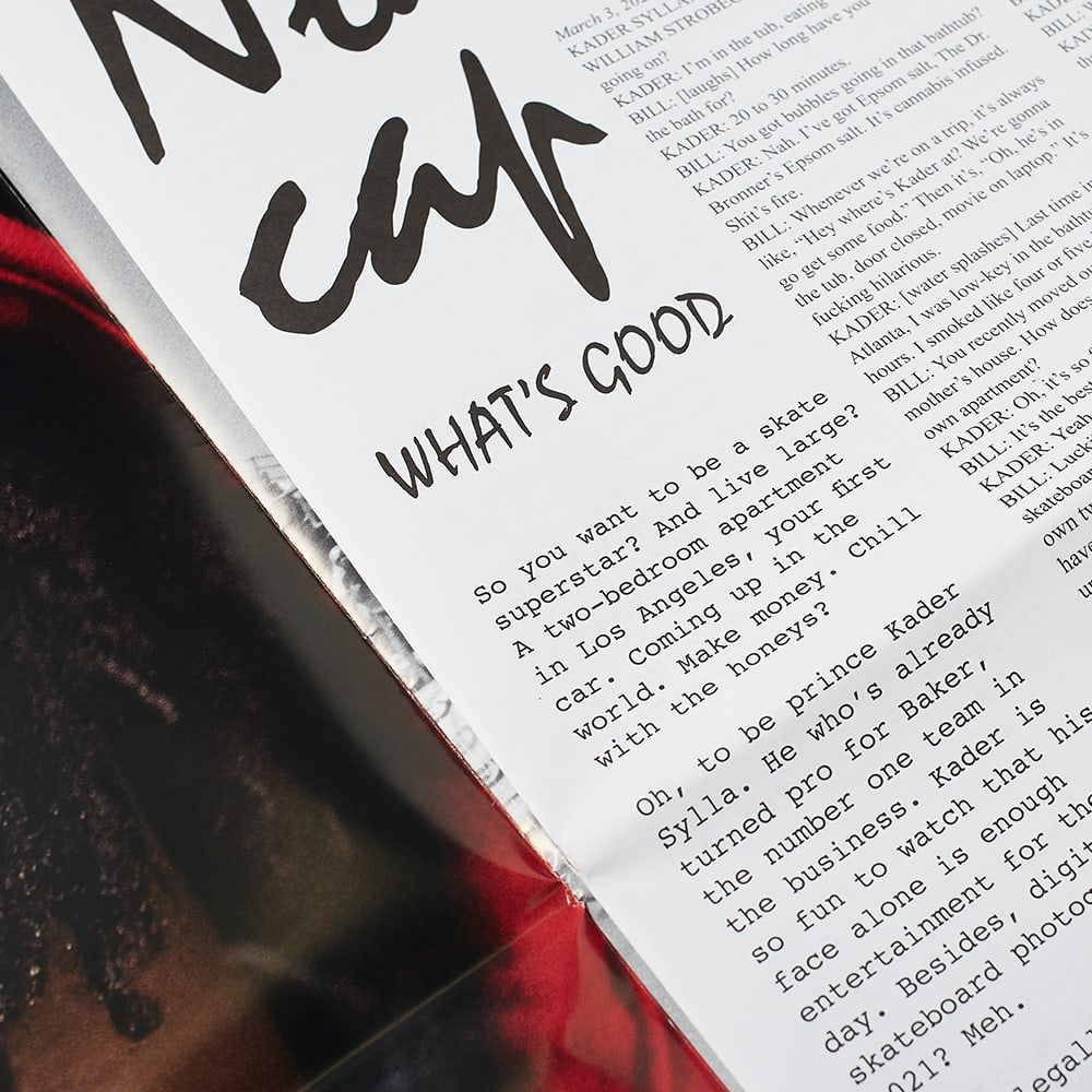 Sneeze Mag Issue 48 - The No Cap Issue