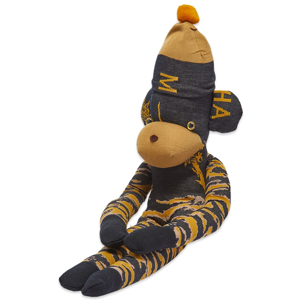 Maharishi x Ayame Tigerstripe Sock Monkey - Camo