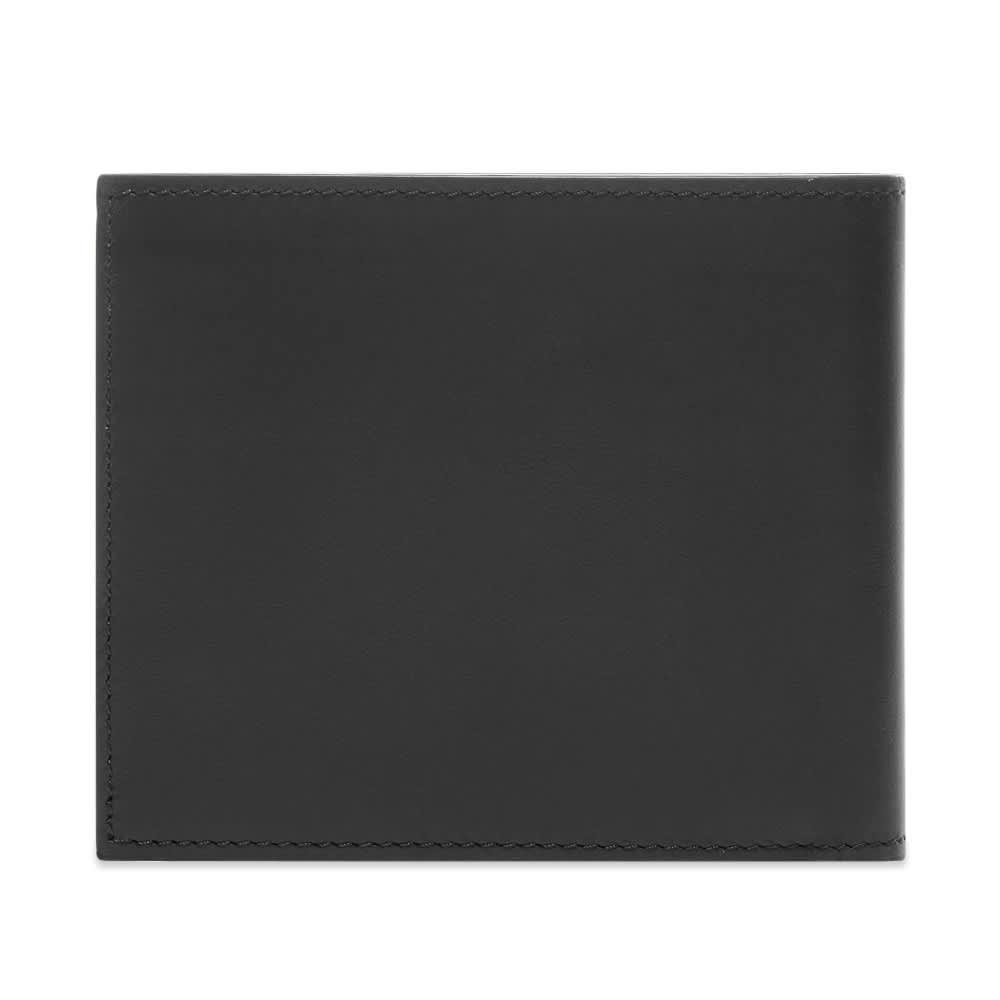 Givenchy Ring Logo Print Billfold Wallet - Black