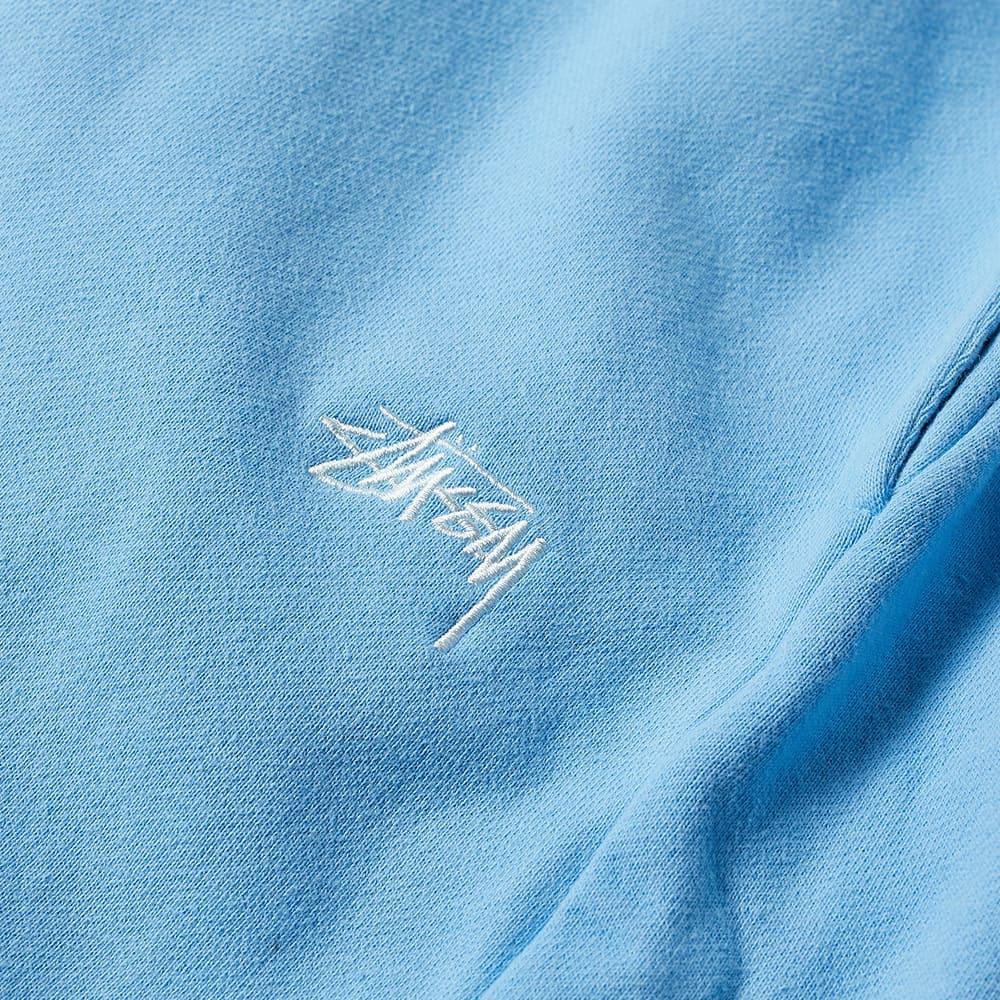 Stussy Stock Logo Pant - Blue