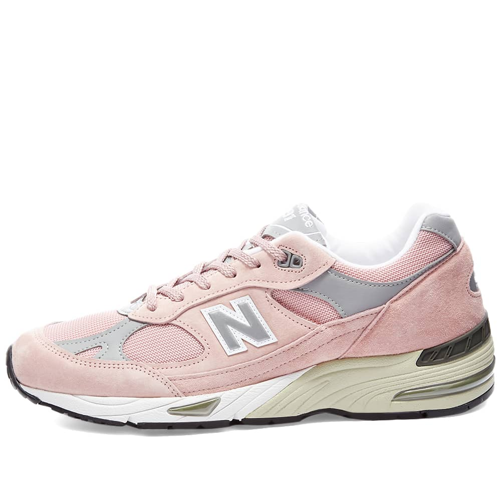 New Balance M991PNK - Made in England - Pink