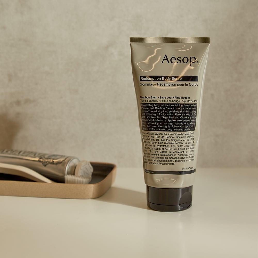 Aesop Redemption Body Scrub - 180ml