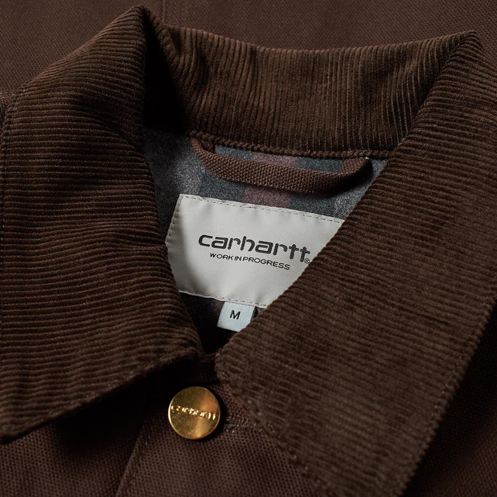 Carhartt WIP Michigan Chore Coat - Tobacco