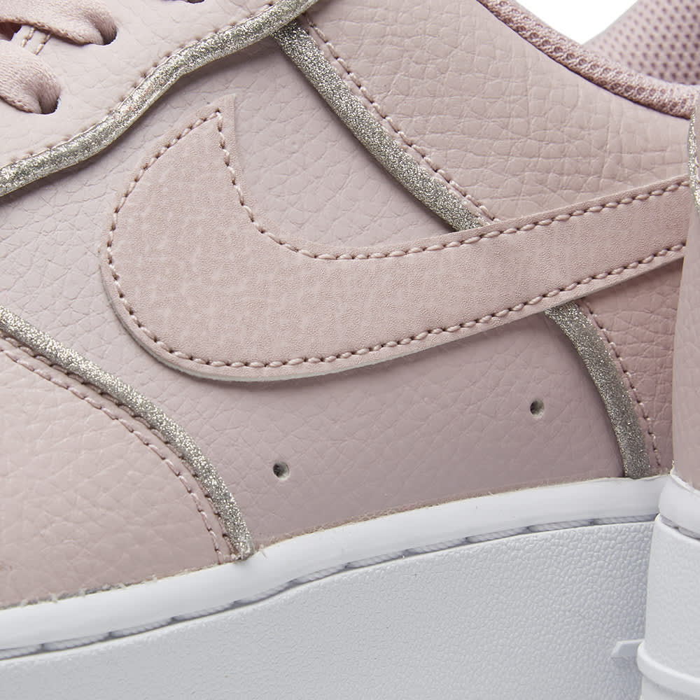 Nike Air Force 1 Lo W - Particle Rose & White