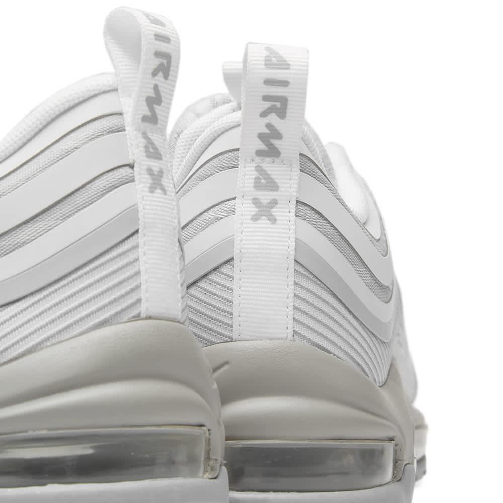 Nike Air Max 97 Ultra '17 - Platinum, White & Grey