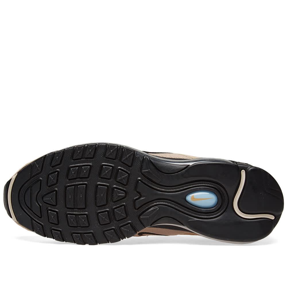 Nike Air Max 97 Premium - Desert, Black, Sand & Royal
