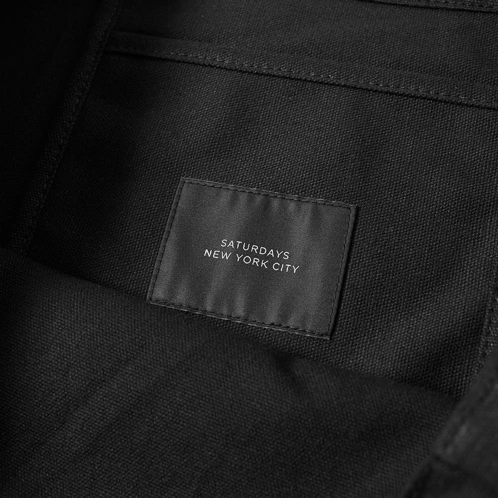 Saturdays NYC Miller Standard Tote Bag - Black
