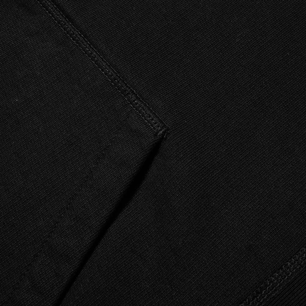 Helmut Lang Finest Standard Hoody - Basalt Black