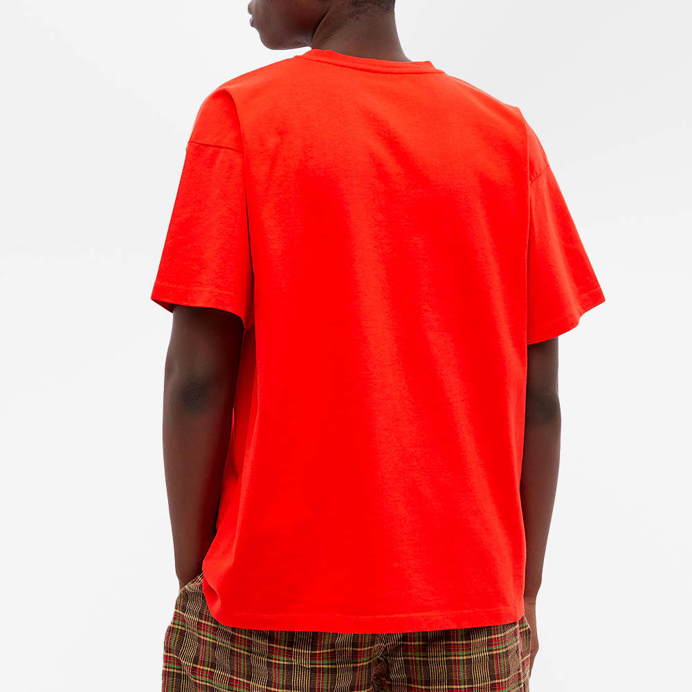 PACCBET Steam 7 Printed Tee - Red