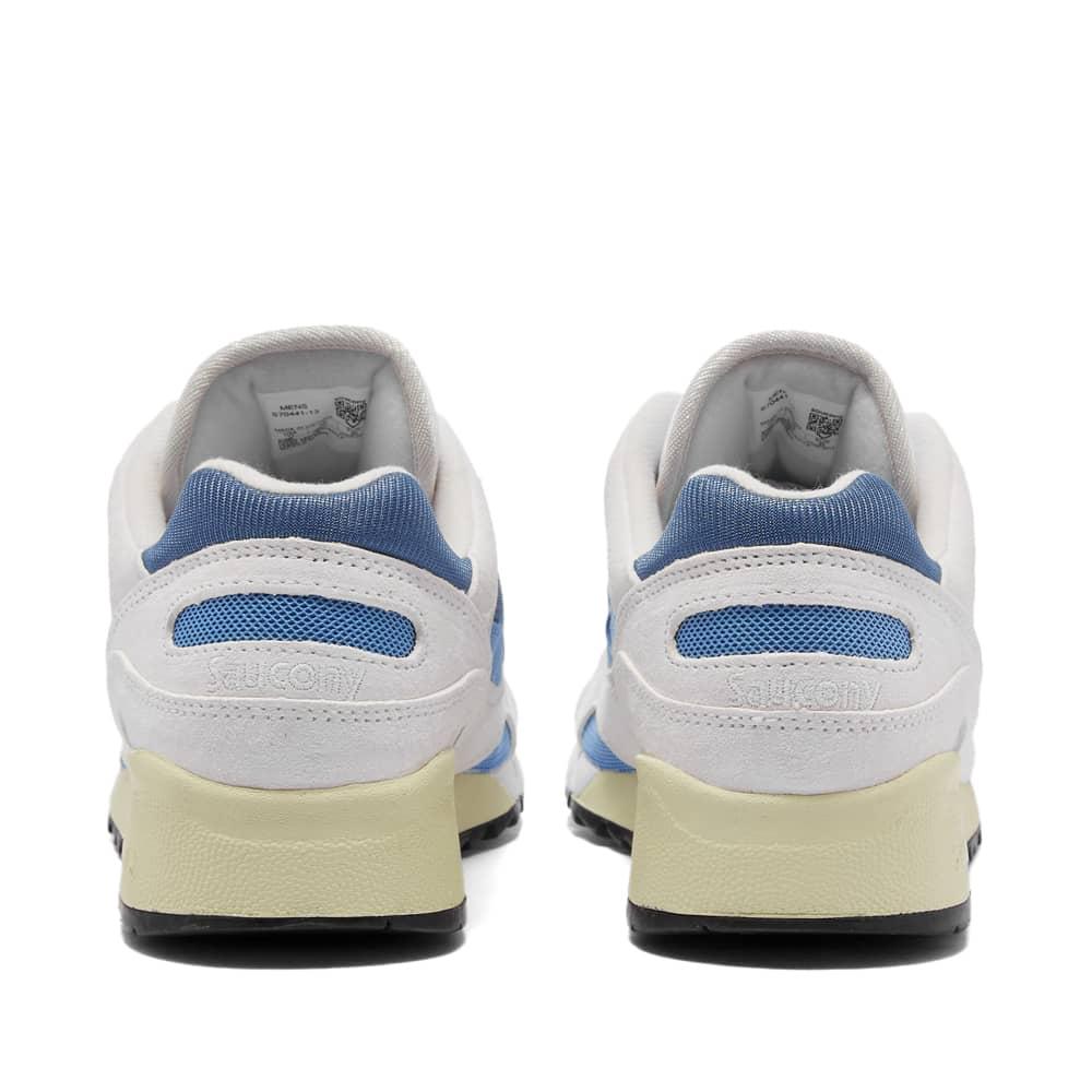 Saucony Shadow 6000 - White & Blue