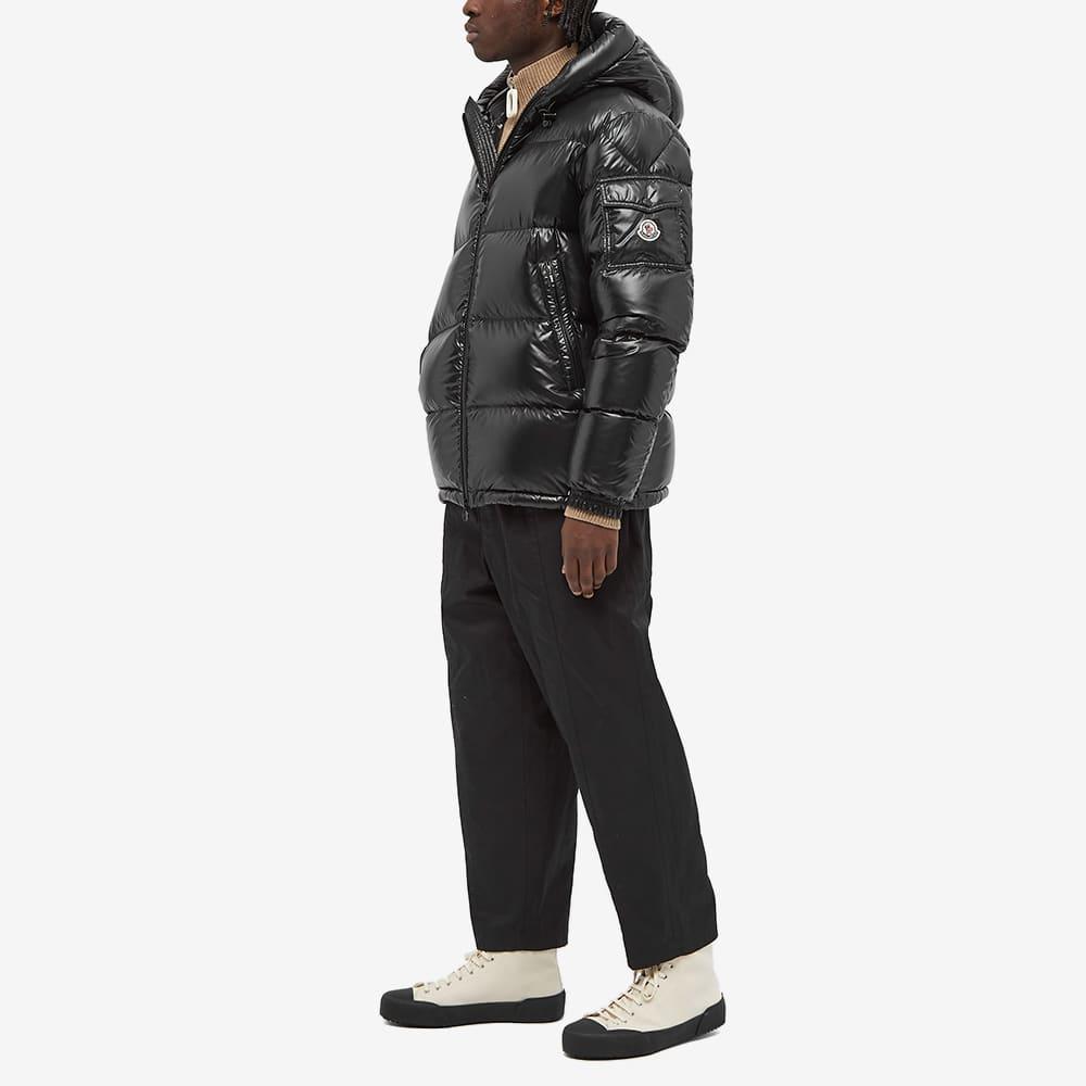 Moncler Ecrins Down Jacket - Black