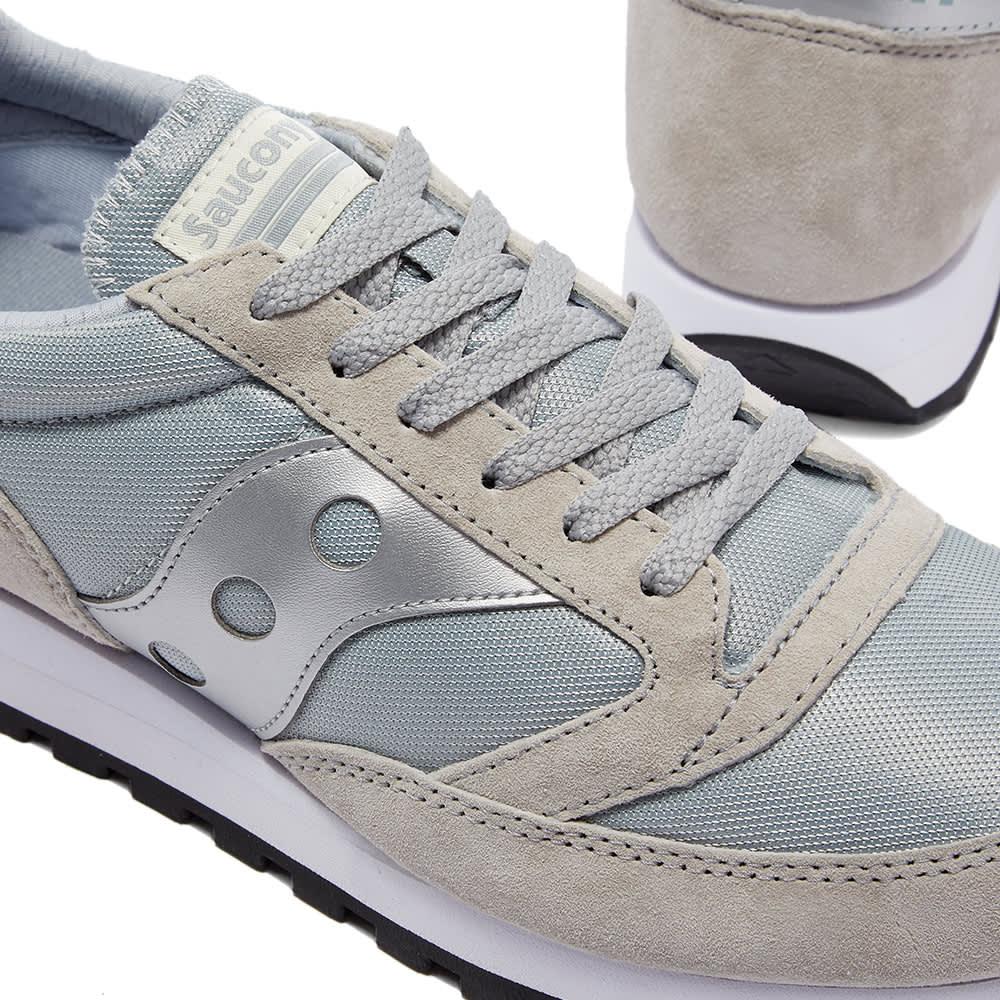 Saucony Jazz 81 - Grey & Silver