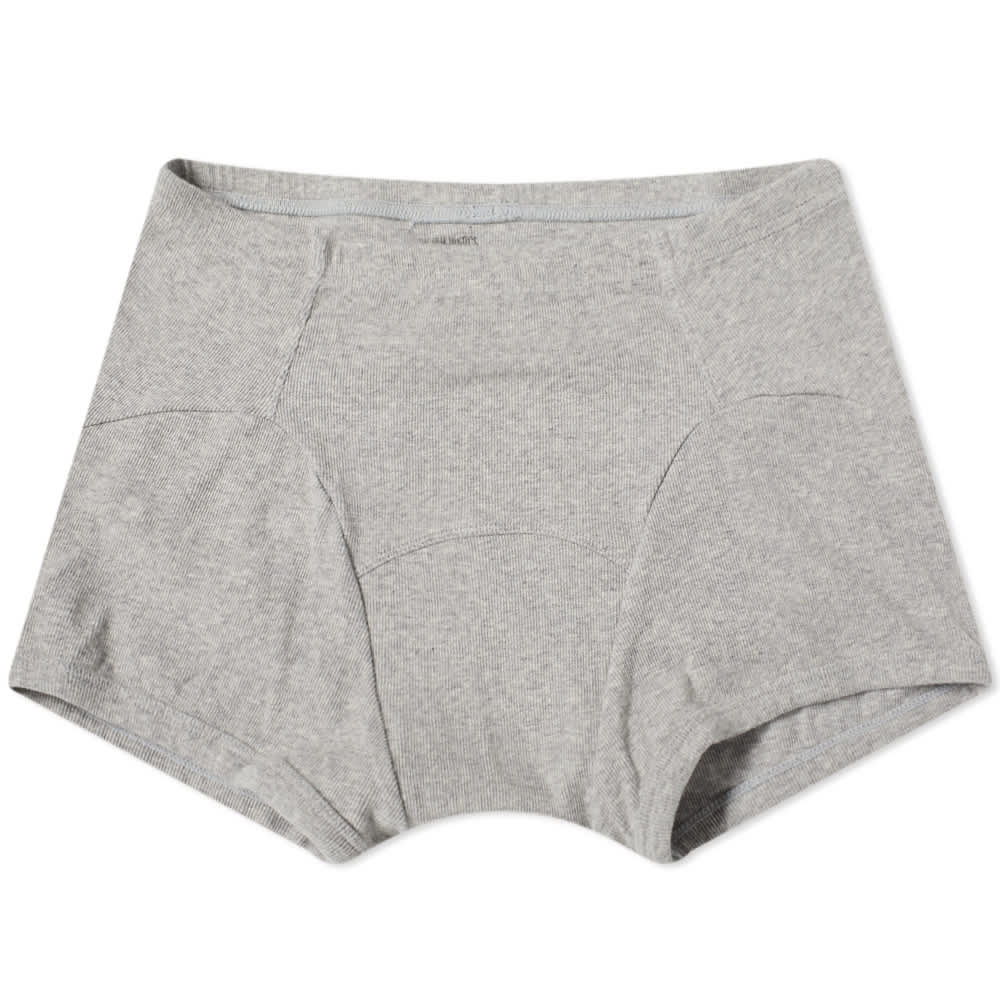 The Real McCoy's Athletic Boxer Short - Grey