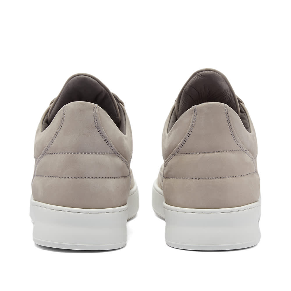 Filling Pieces Low Top Ripple Nubuck Sneaker - Plaster