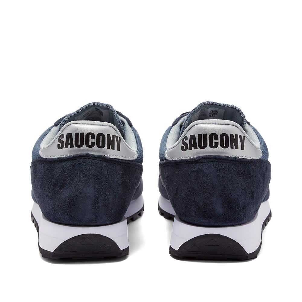 Saucony Jazz 81 - Navy & Silver