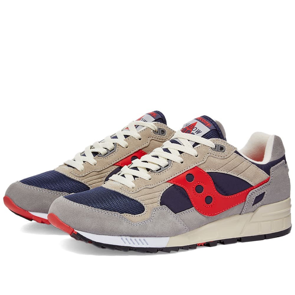 Saucony Shadow 5000 - Navy & Red