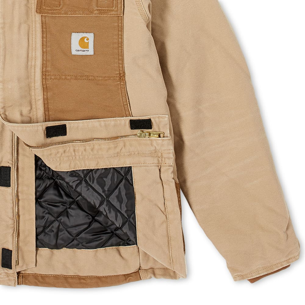 Carhartt WIP OG Arctic Coat - Dusty Hamilton