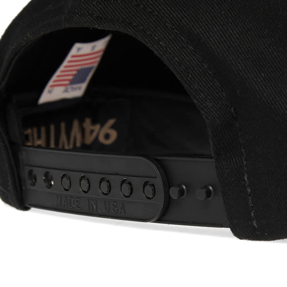 Kinfolk 94 Wythe Twill Cap - Black