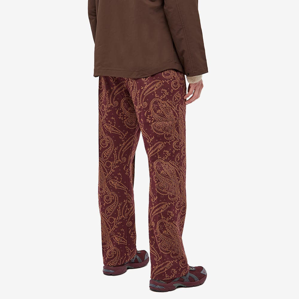 Needles Poly Patterned Track Pant - Paisley