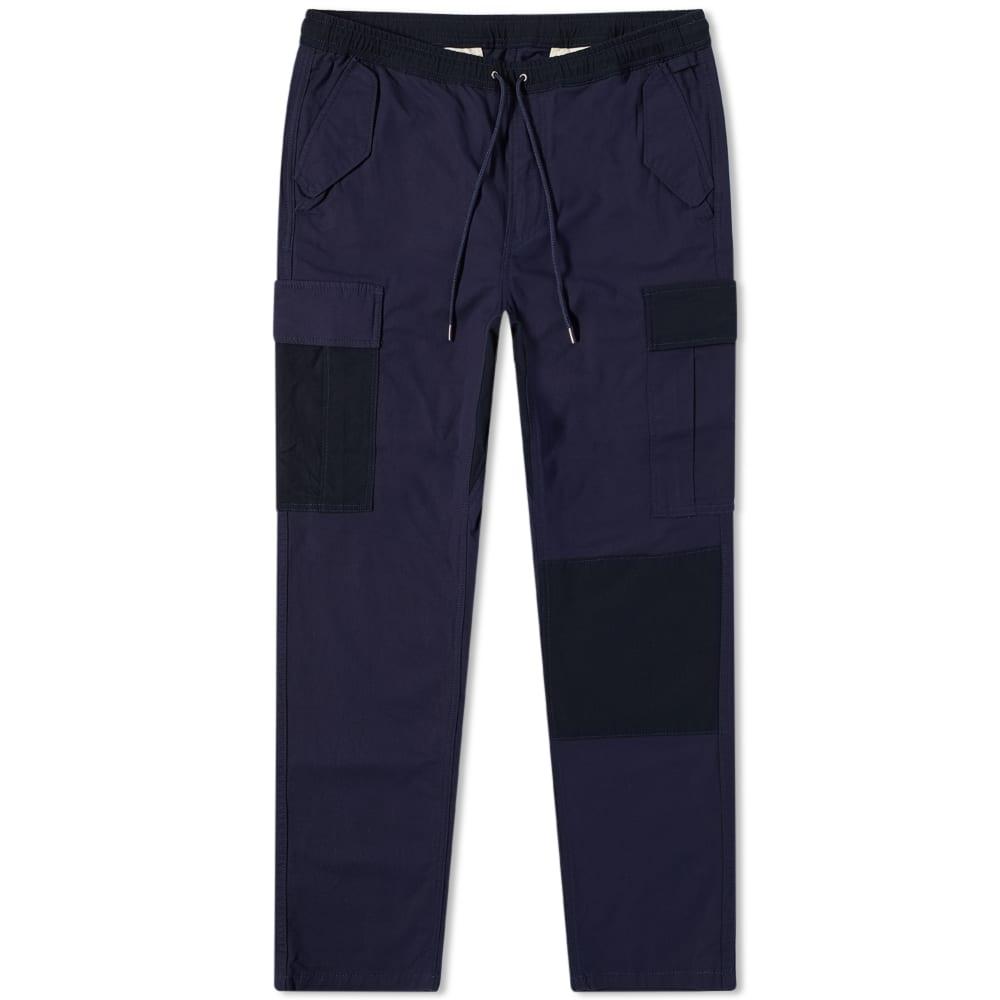 FDMTL Cargo Pant - Navy