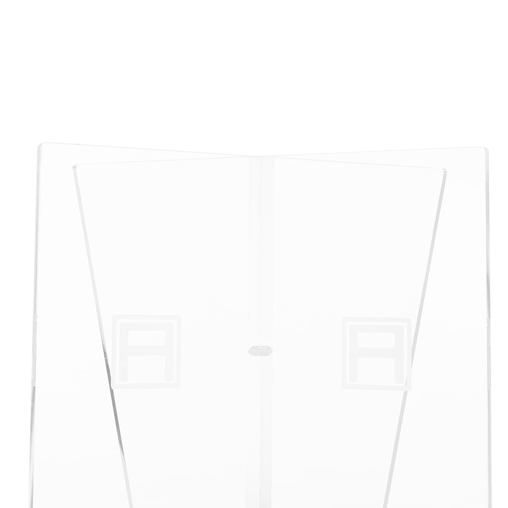 A Bookstand - Clear