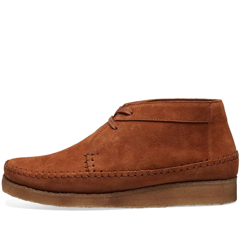 Padmore & Barnes P700 Willow Boot - Snuff Suede