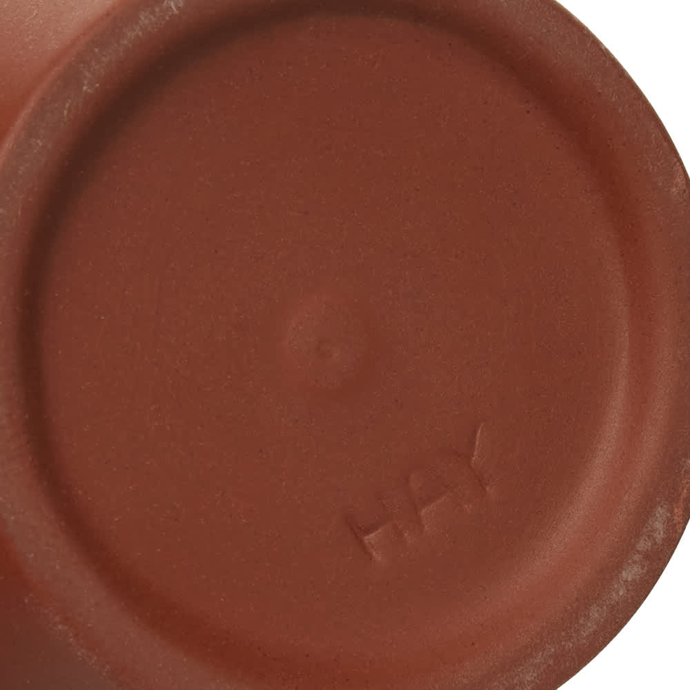 HAY Chim Chim Scent Diffuser - Dark Terracotta