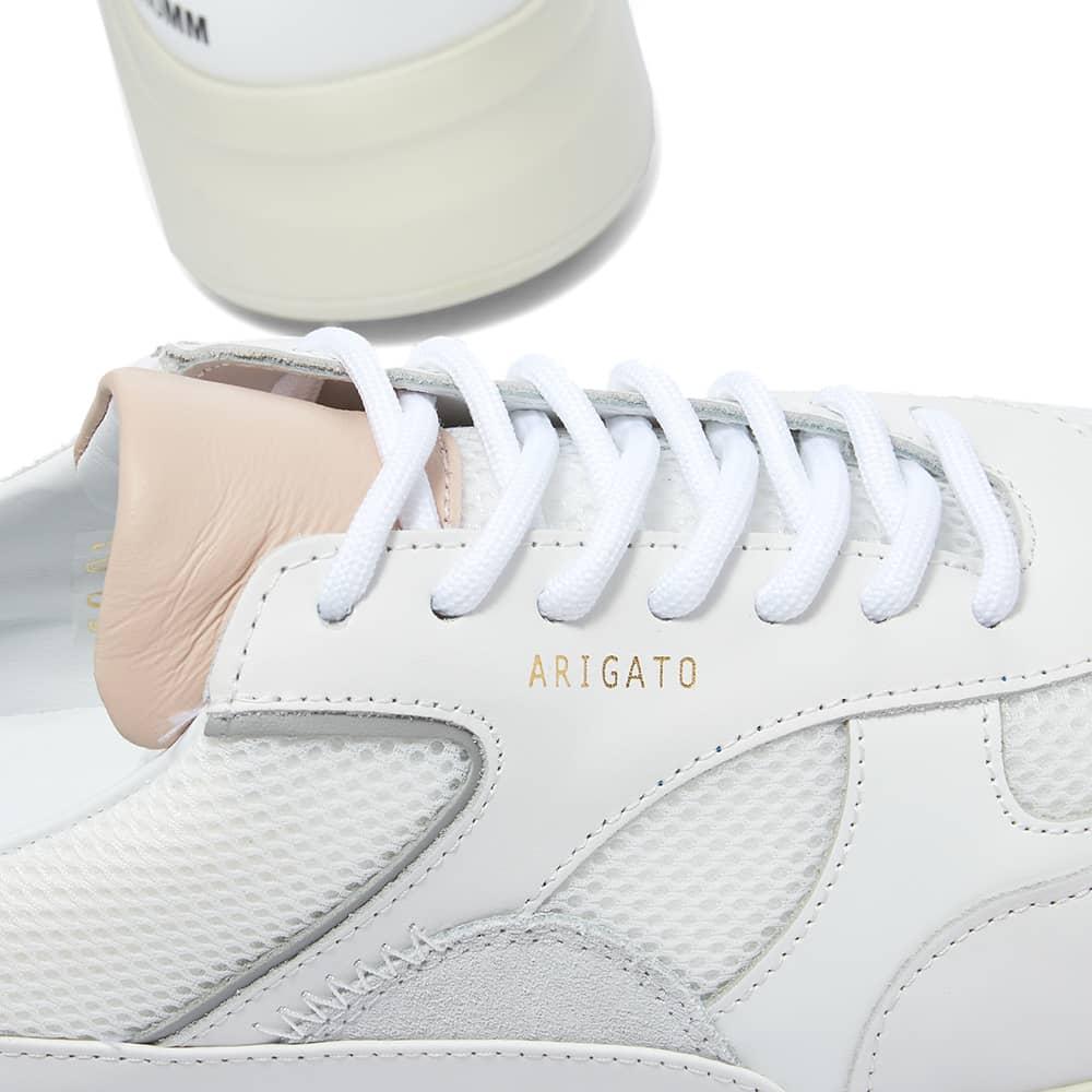 Axel Arigato Genesis Triple Sneaker - Grey, Pink & Red