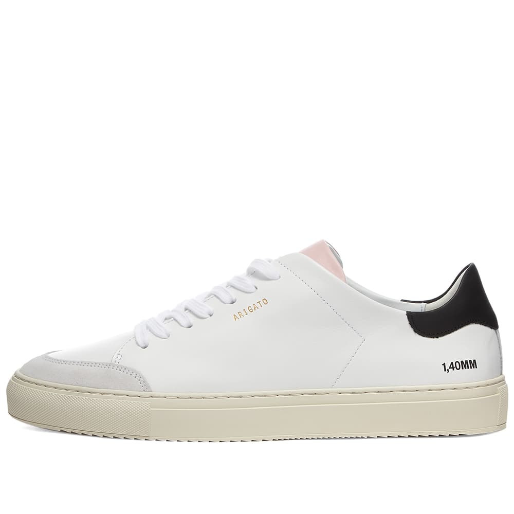 Axel Arigato Clean 90 Triple Sneaker - Black, Pink & Red